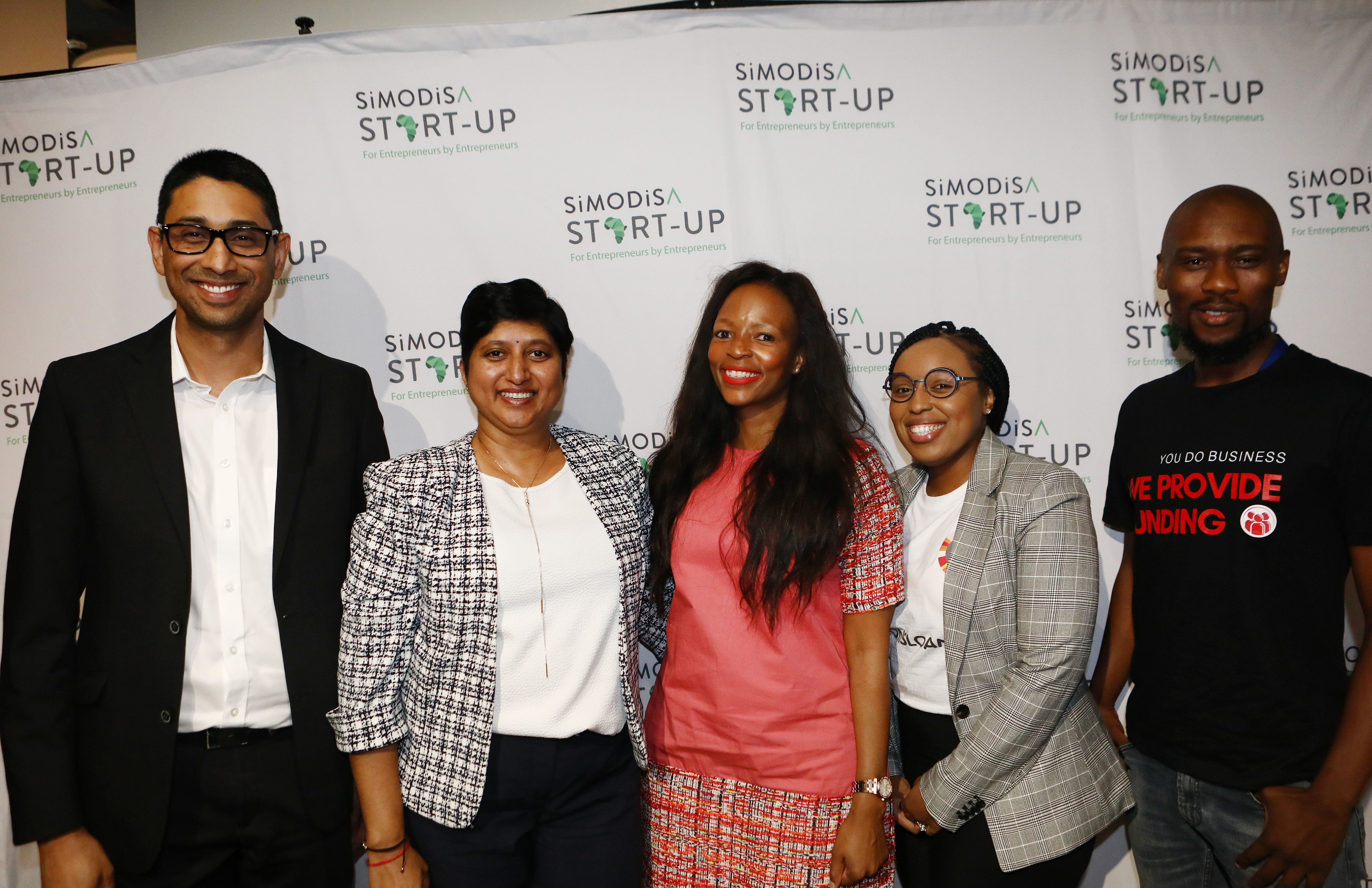 Building South Africa's <span>Entrepreneurial Ecosystem</span>